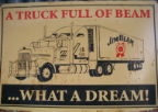 JIM BEAM - Truck Full