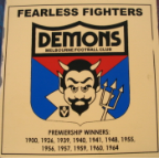 AFL Melbourne Demons