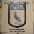 NRL Western Suburbs Magpies