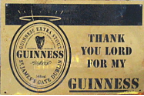 GUINNESS - Thank You Lord
