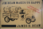JIM BEAM - Makes Us Happy