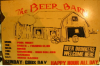 The Beer Barn