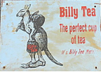 BILLY TEA the Perfect Cup Of Tea