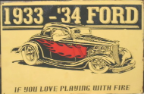 Ford '33 - '34 Hotrod