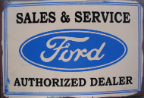 Ford  Sales & Service