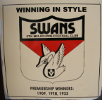AFL South Melbourne Swans