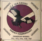 NRL Manly Warringah Sea Eagles