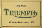 TRIUMPH   Only Trust