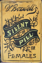 Dr Boxwell's Silent Pill for Women