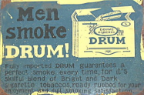 DRUM  - Men Smoke