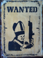 POPE   Wanted