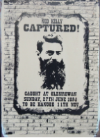 NED KELLY Captured
