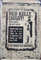 NED KELLY Caught