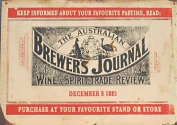 BREWERS JOURNAL
