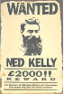 Ned Kelly Tin Signs
