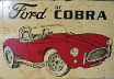Ford Tin Signs
