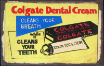 COLGATE DENTAL CREAM