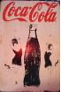 COCA COLA - 2 Ladies + Bottle