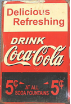 COCA COLA -Delicious Refreshing