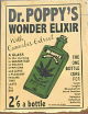 DR POPPY'S  Wonder Elixer
