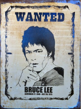 BRUCE LEE Wanted