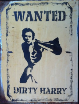 DIRTY HARRY Wanted
