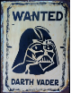 DARTH VADER  Wanted
