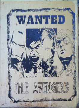 AVENGERS Wanted